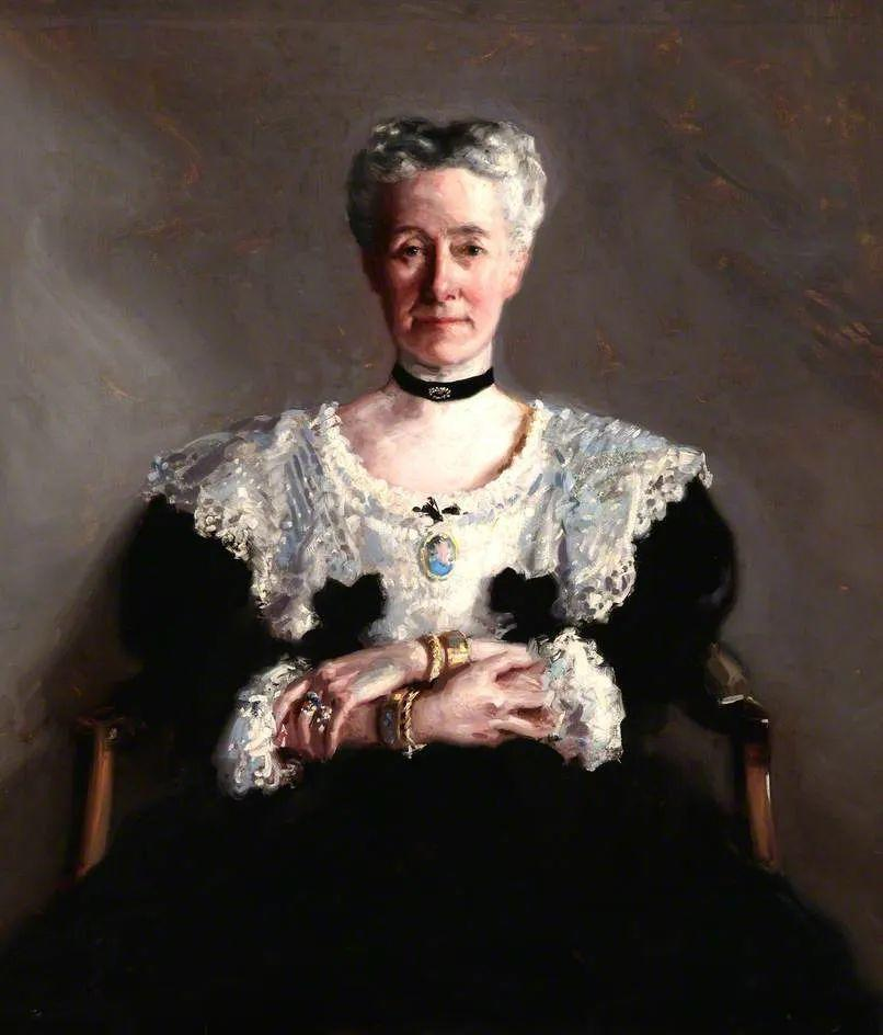 苏格兰四大色彩画家之一,英国画家弗朗西斯·卡德尔作品选插图125