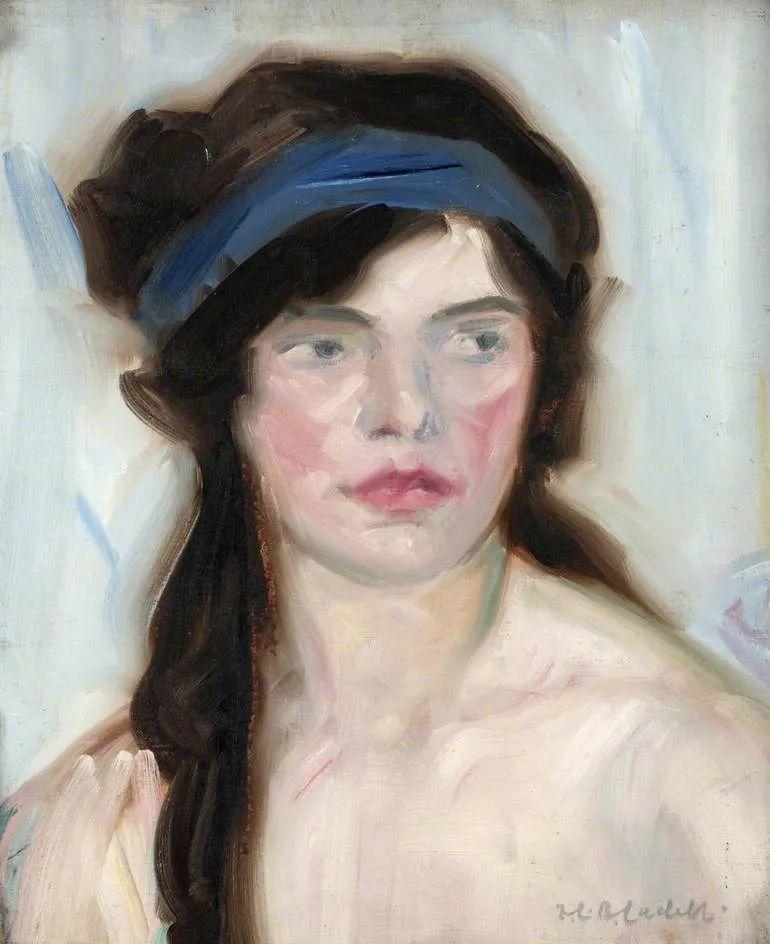 苏格兰四大色彩画家之一,英国画家弗朗西斯·卡德尔作品选插图131