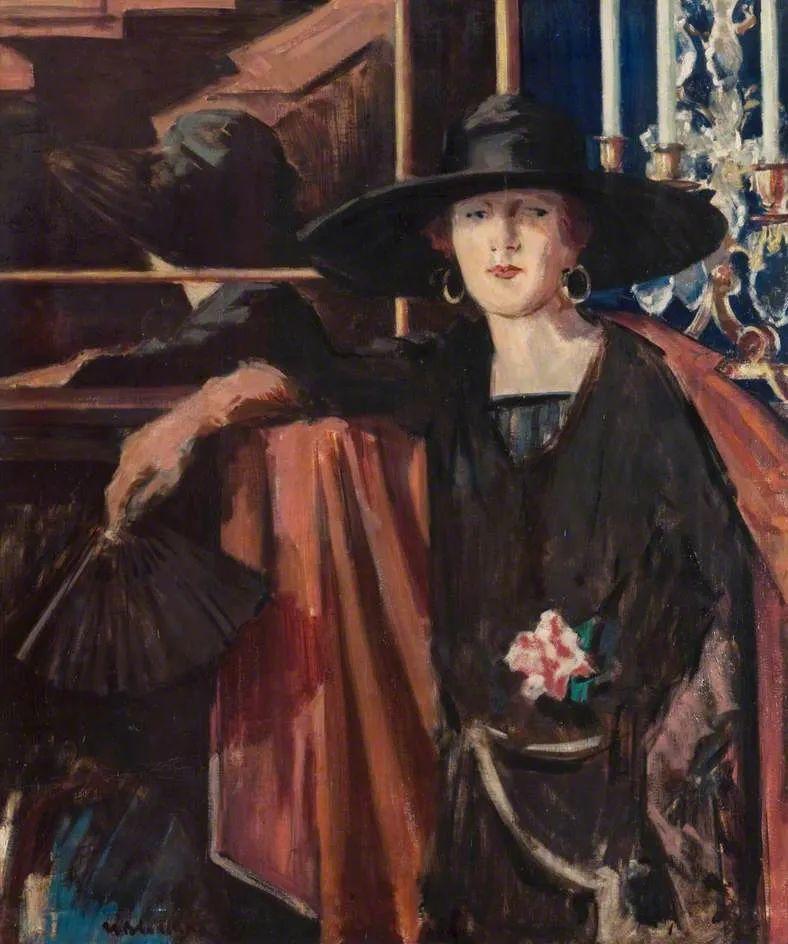 苏格兰四大色彩画家之一,英国画家弗朗西斯·卡德尔作品选插图137