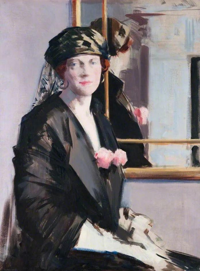 苏格兰四大色彩画家之一,英国画家弗朗西斯·卡德尔作品选插图139