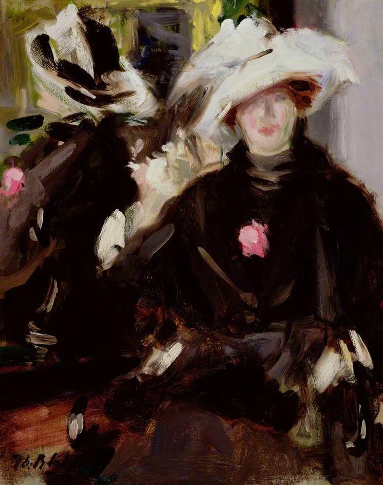 苏格兰四大色彩画家之一,英国画家弗朗西斯·卡德尔作品选插图141