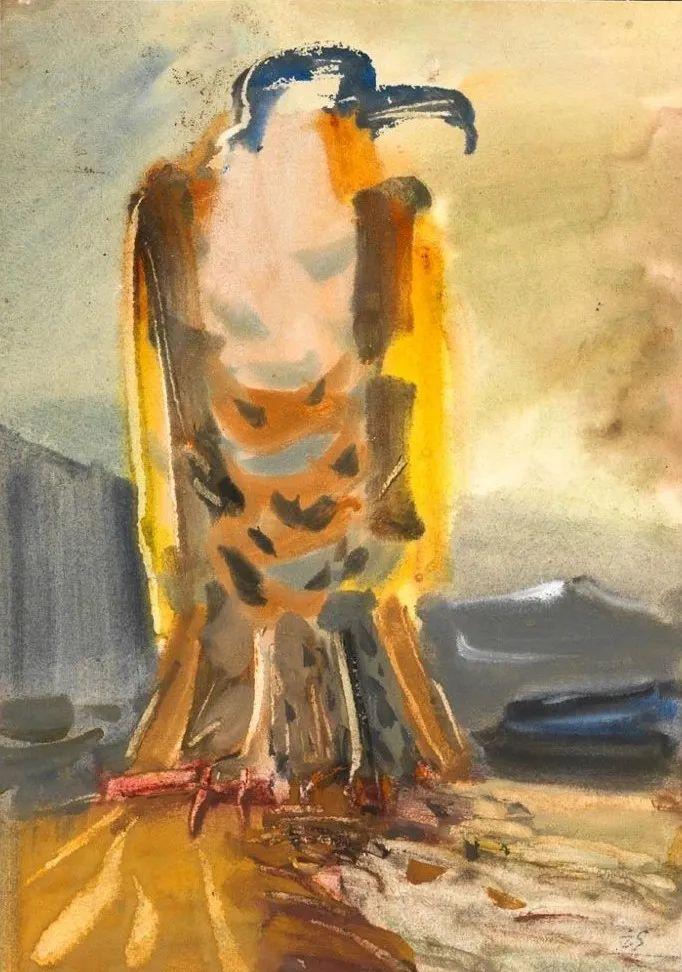 英国艺术家埃德温·史密斯作品选插图28
