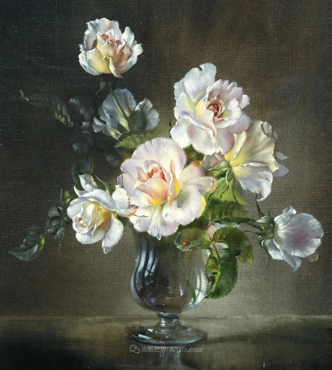 英国最伟大的花卉画家之一,艺术家塞西尔·肯尼迪插图31