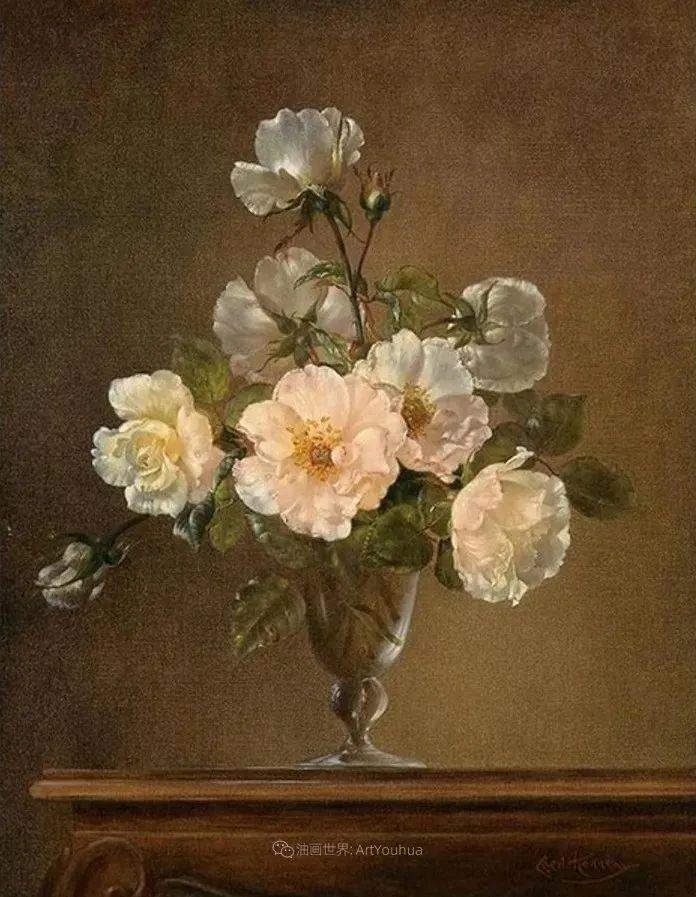 英国最伟大的花卉画家之一,艺术家塞西尔·肯尼迪插图111