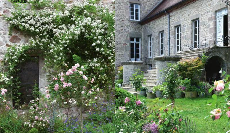 与花为邻,与草木为伍,她的画室充满大自然的灵气插图11