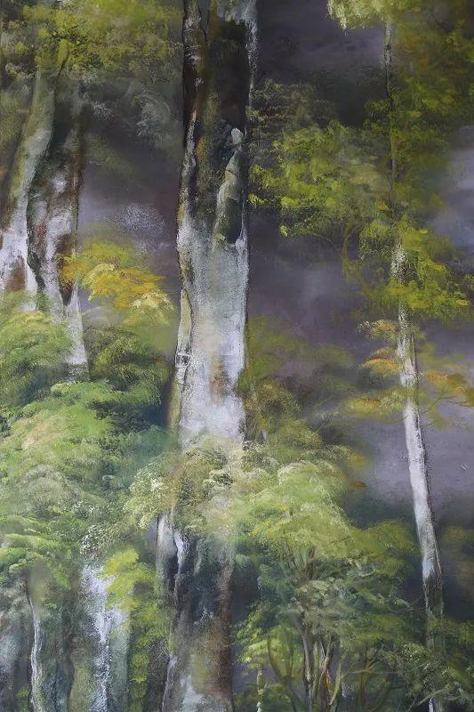 与花为邻,与草木为伍,她的画室充满大自然的灵气插图105