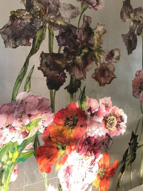 与花为邻,与草木为伍,她的画室充满大自然的灵气插图137