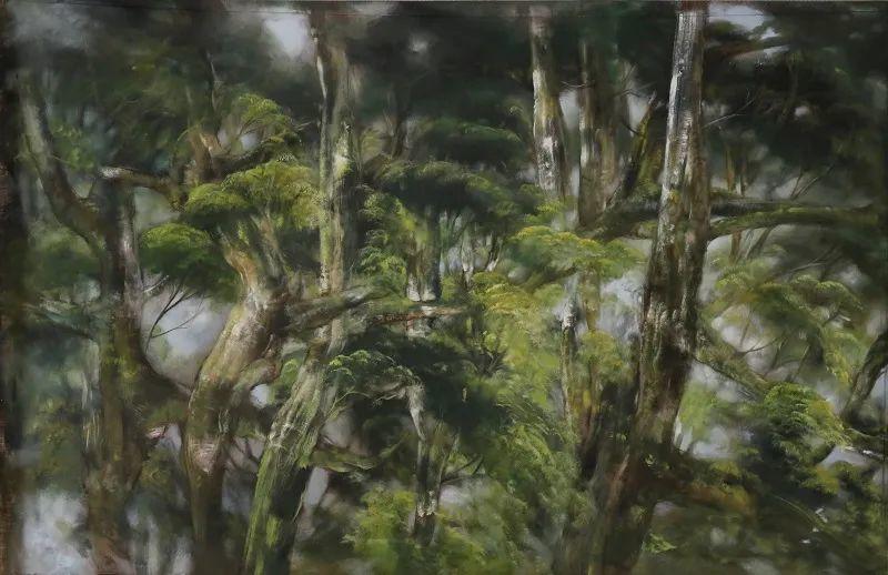 与花为邻,与草木为伍,她的画室充满大自然的灵气插图141