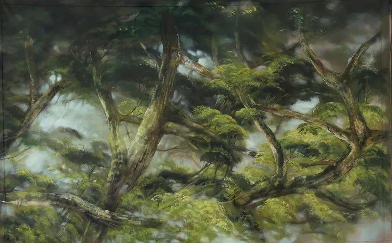 与花为邻,与草木为伍,她的画室充满大自然的灵气插图143