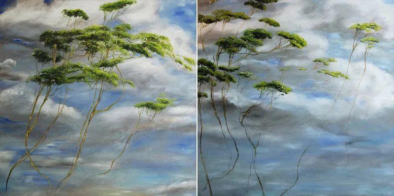 与花为邻,与草木为伍,她的画室充满大自然的灵气插图151