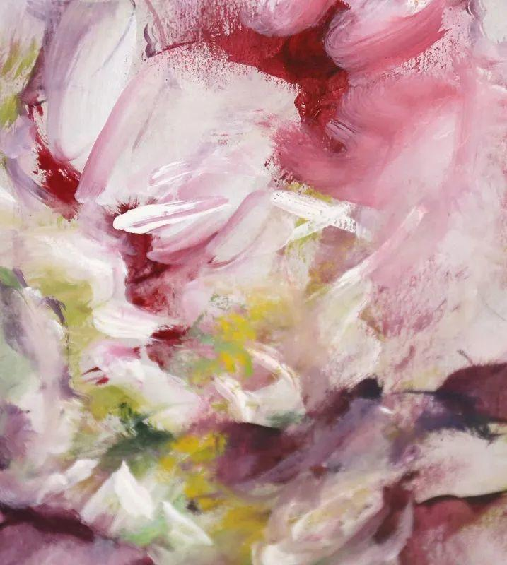 与花为邻,与草木为伍,她的画室充满大自然的灵气插图159