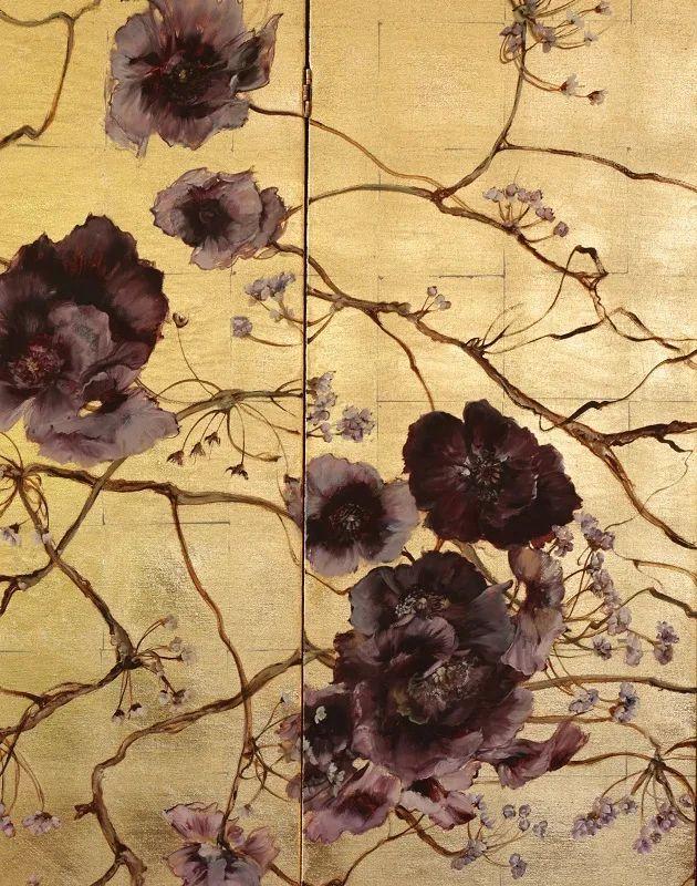 与花为邻,与草木为伍,她的画室充满大自然的灵气插图201