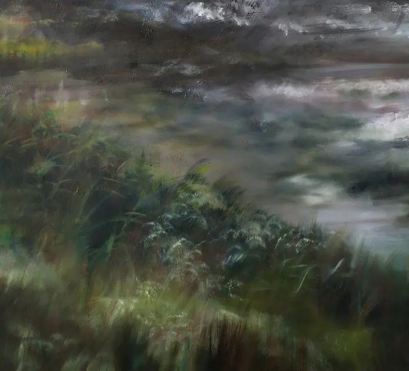 与花为邻,与草木为伍,她的画室充满大自然的灵气插图207
