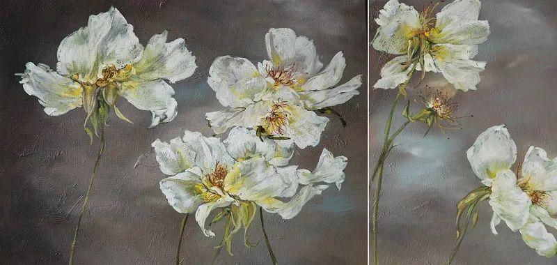 与花为邻,与草木为伍,她的画室充满大自然的灵气插图235