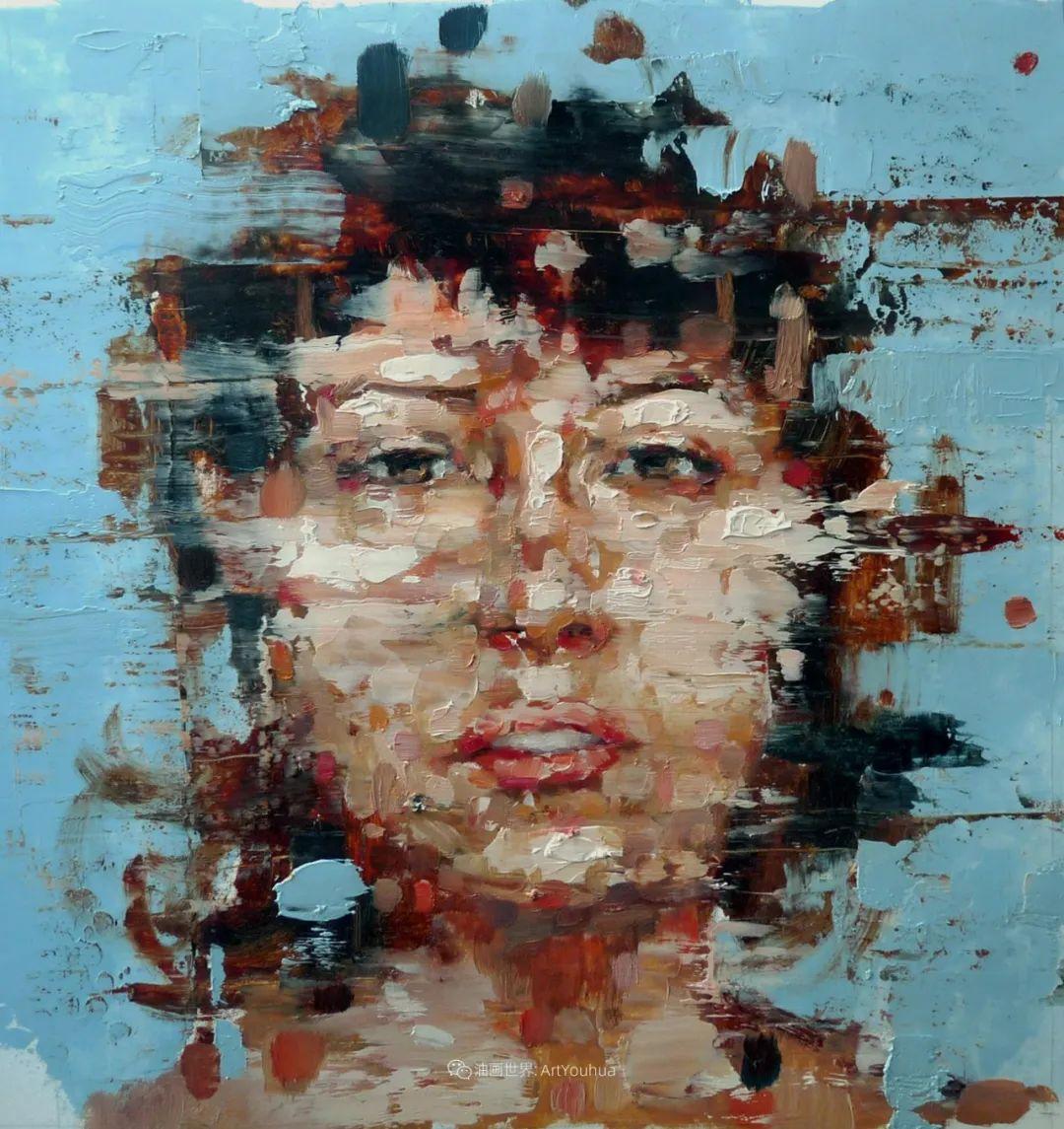 完美的缺陷,哥伦比亚艺术家塞萨尔·比奥乔画选插图1