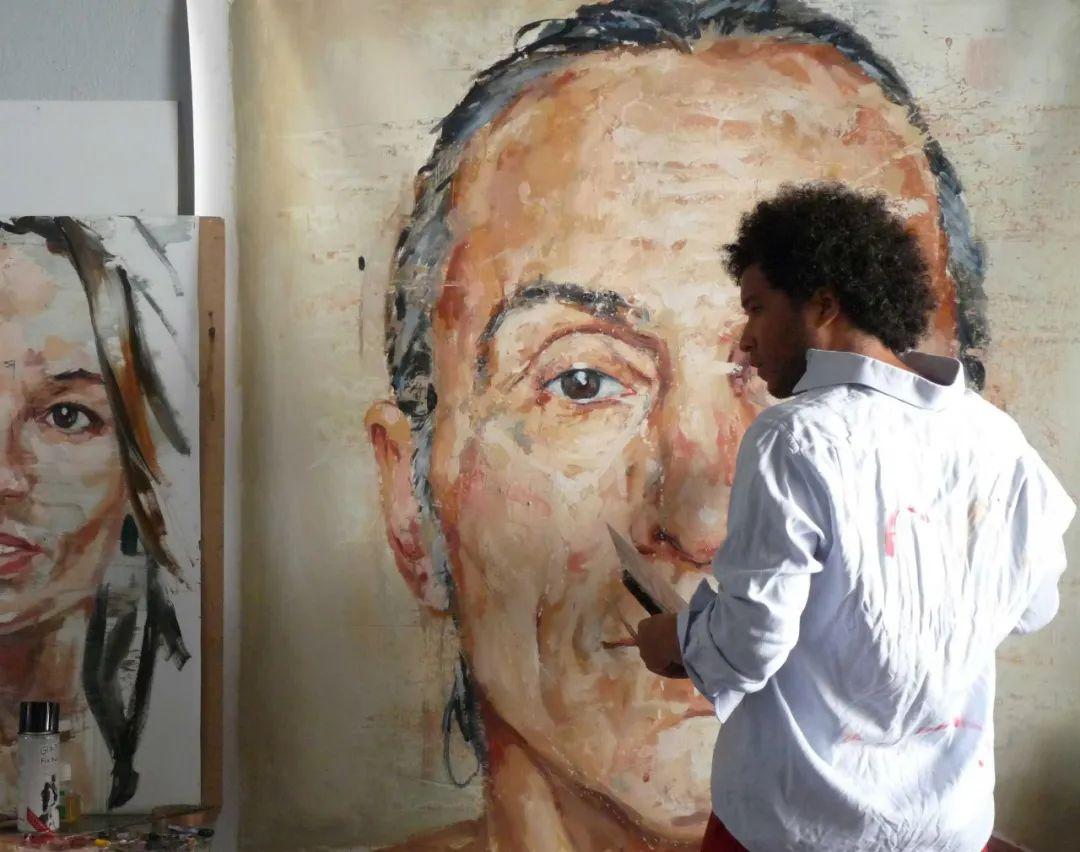 完美的缺陷,哥伦比亚艺术家塞萨尔·比奥乔画选插图7