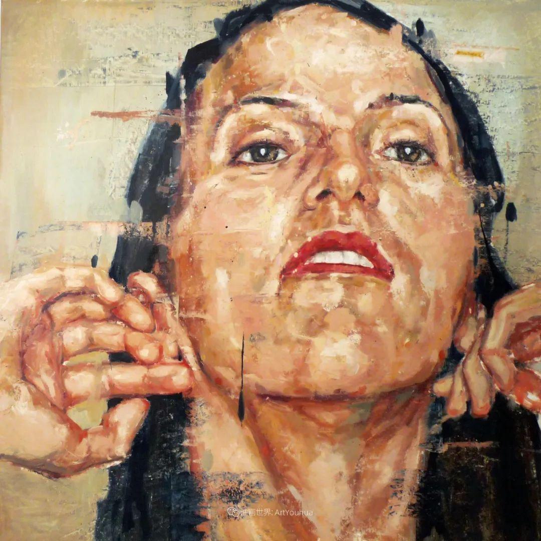 完美的缺陷,哥伦比亚艺术家塞萨尔·比奥乔画选插图41