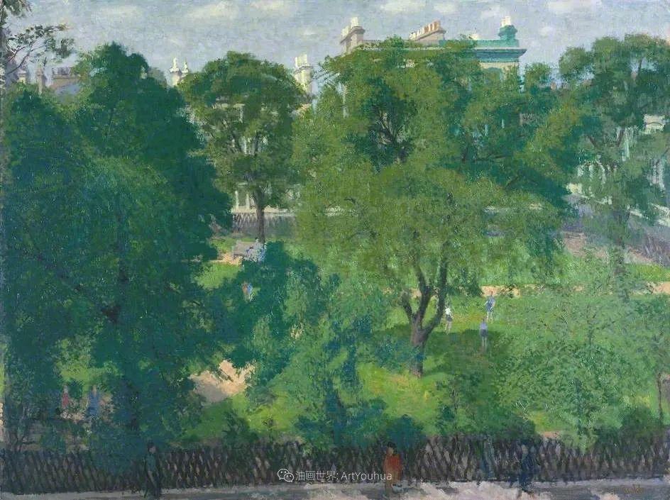 英国画家罗伯特·布勒画选插图43