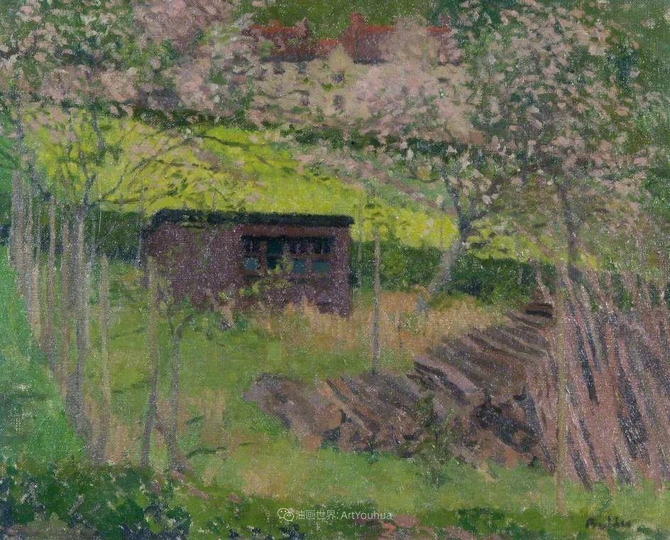 英国画家罗伯特·布勒画选插图47