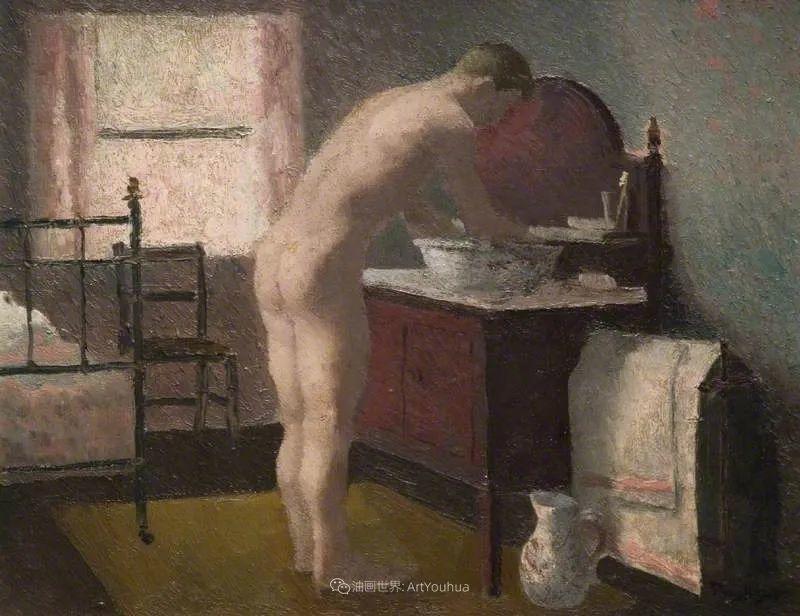英国画家罗伯特·布勒画选插图55