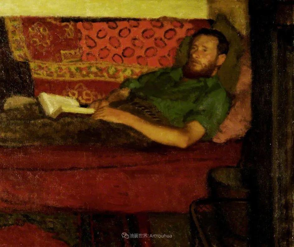 英国画家罗伯特·布勒画选插图61