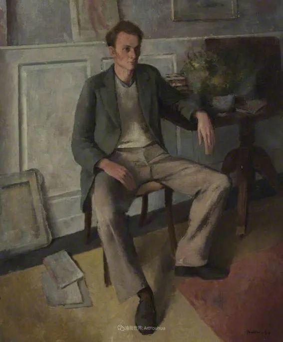 英国画家罗伯特·布勒画选插图83