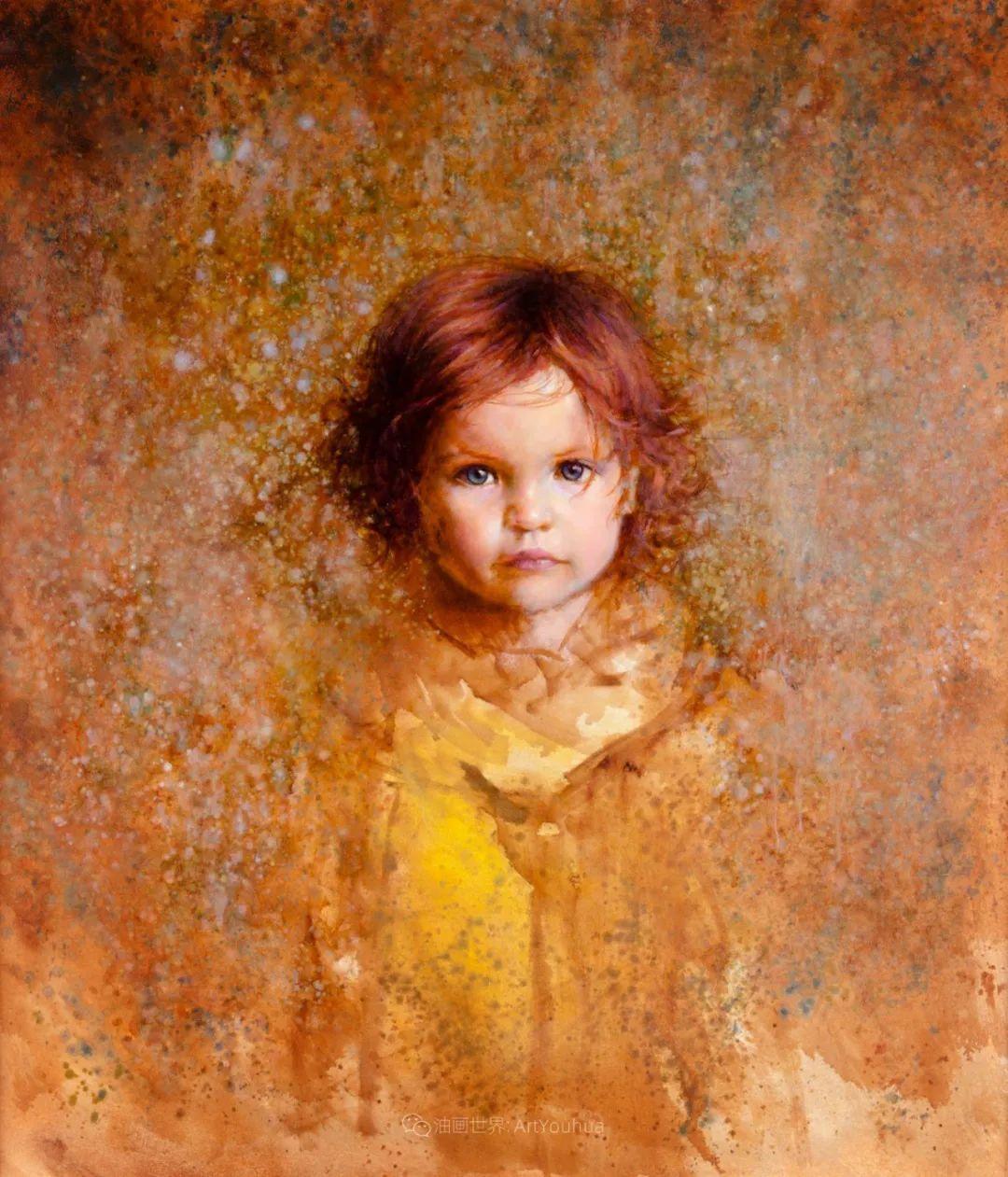 有趣而独特的人物肖像画,美国画家塞思·哈维坎普插图30