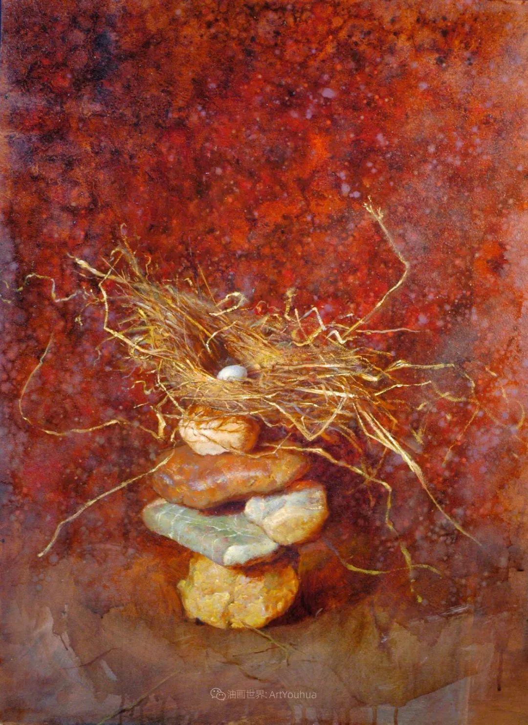 有趣而独特的人物肖像画,美国画家塞思·哈维坎普插图39