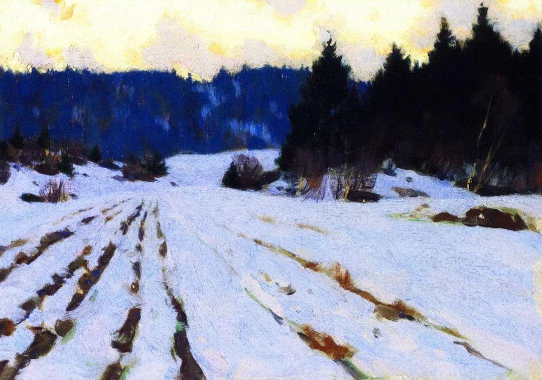 很不一样的冬季景观,美极了!插图21