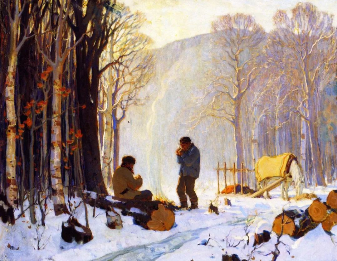 很不一样的冬季景观,美极了!插图23