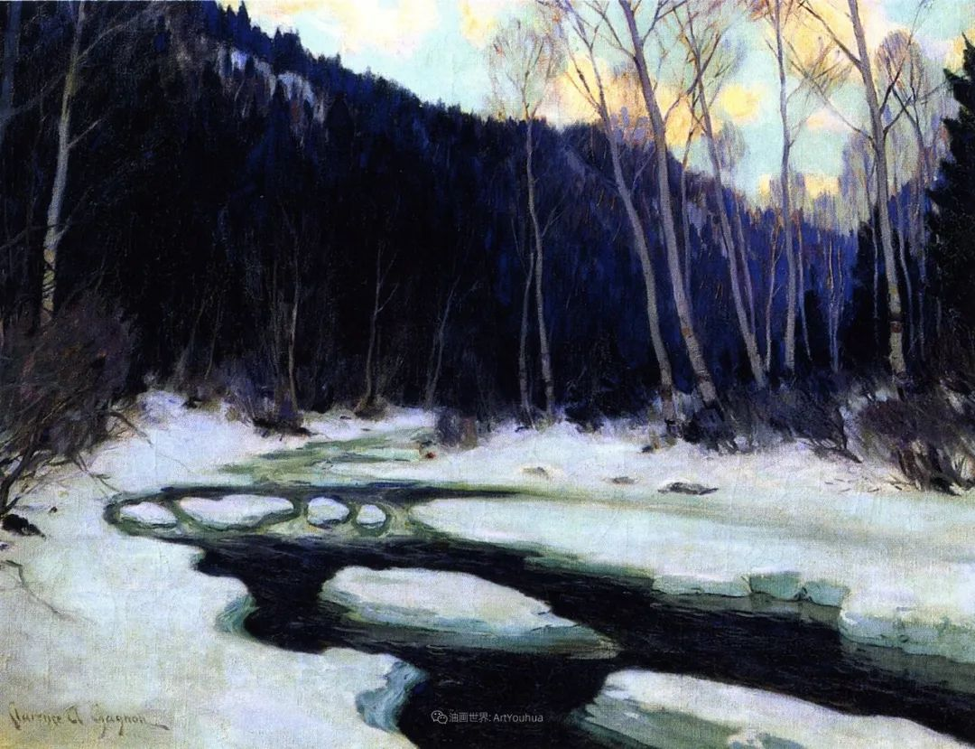 很不一样的冬季景观,美极了!插图39