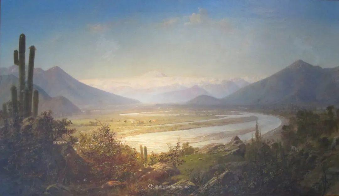 海军校长笔下海的艺术,英国画家萨默斯卡尔斯作品选插图16