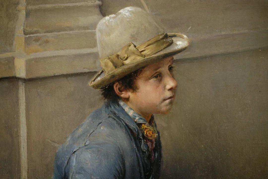 你见过徐悲鸿的画,但他法国老师的画你见过吗?插图8
