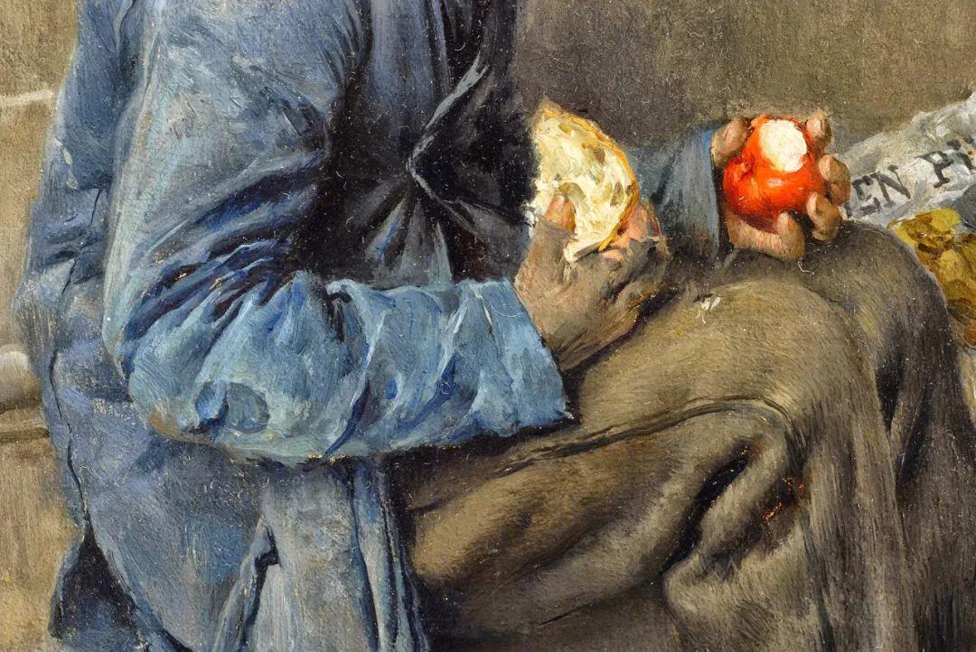 你见过徐悲鸿的画,但他法国老师的画你见过吗?插图9