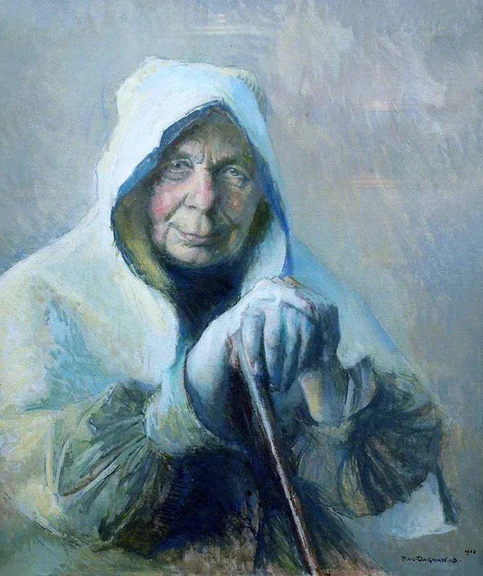 你见过徐悲鸿的画,但他法国老师的画你见过吗?插图32