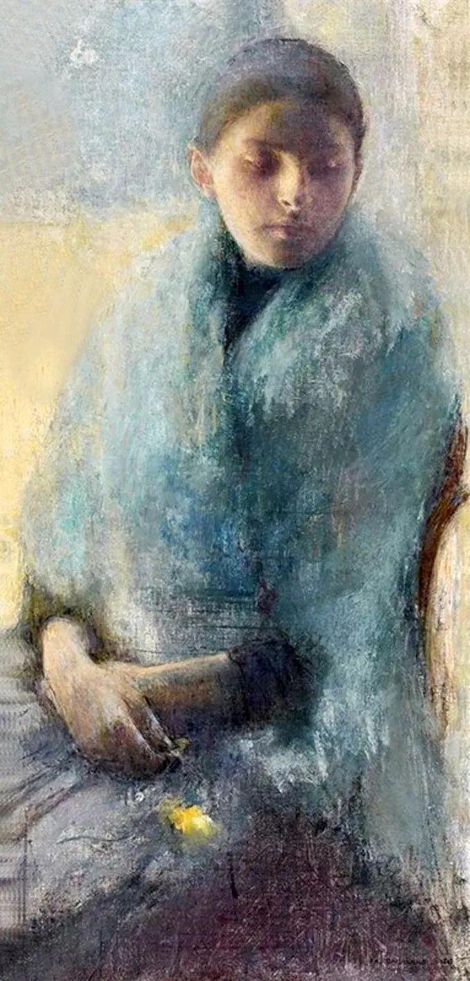 你见过徐悲鸿的画,但他法国老师的画你见过吗?插图39