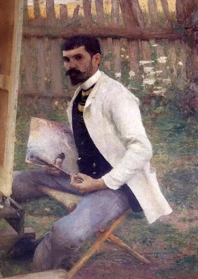 你见过徐悲鸿的画,但他法国老师的画你见过吗?插图40