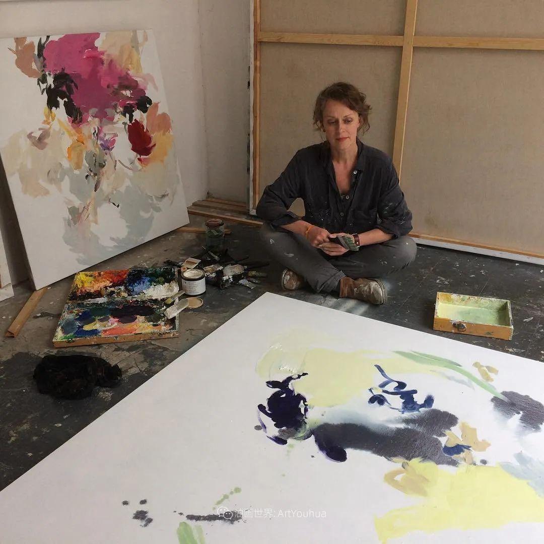 国画韵味,德国女艺术家Beate Kohne作品选插图3