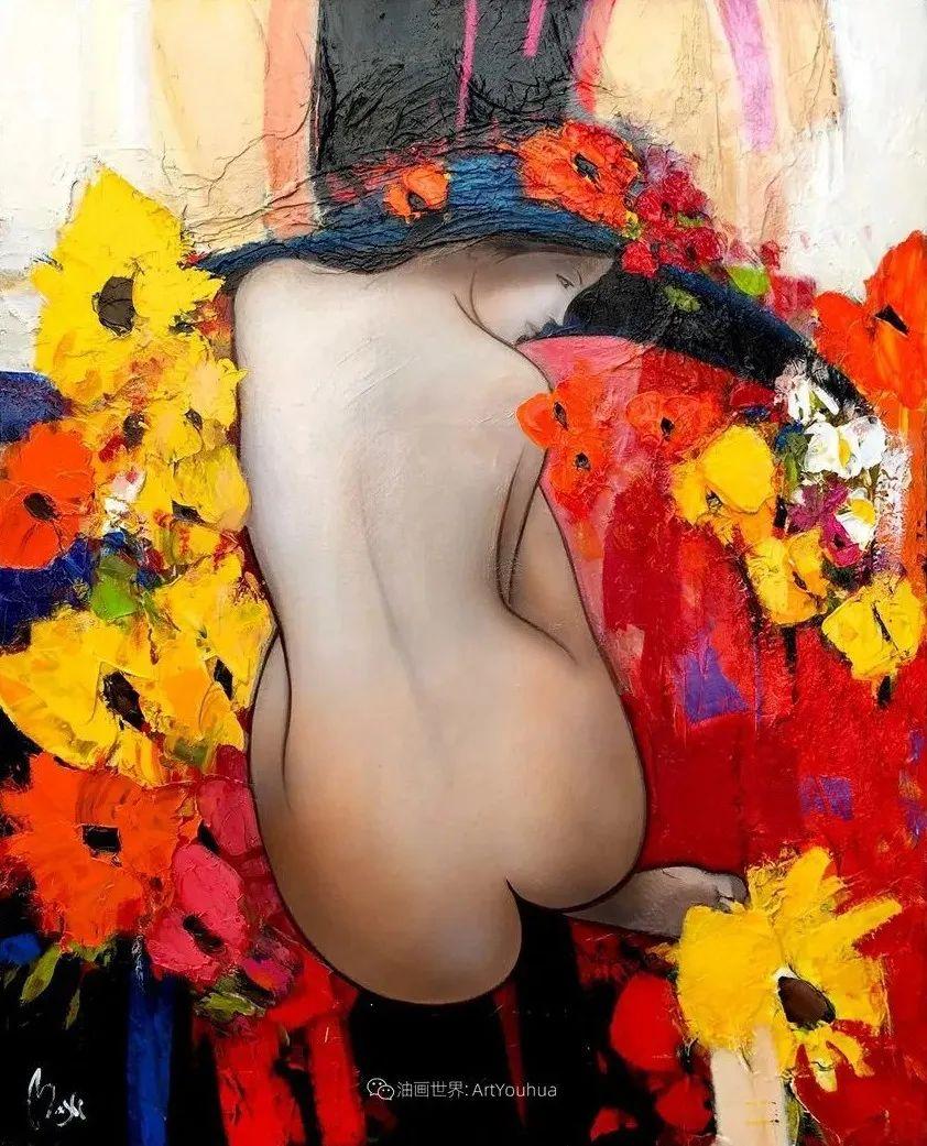 炫彩的刀画风景,法国艺术家Louis Magre作品选(下)插图18