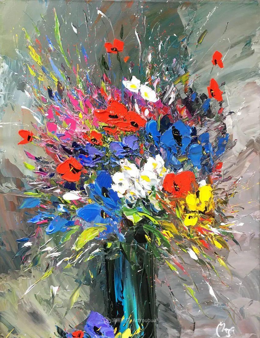 炫彩的刀画风景,法国艺术家Louis Magre作品选(下)插图32