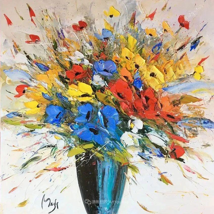 炫彩的刀画风景,法国艺术家Louis Magre作品选(下)插图33