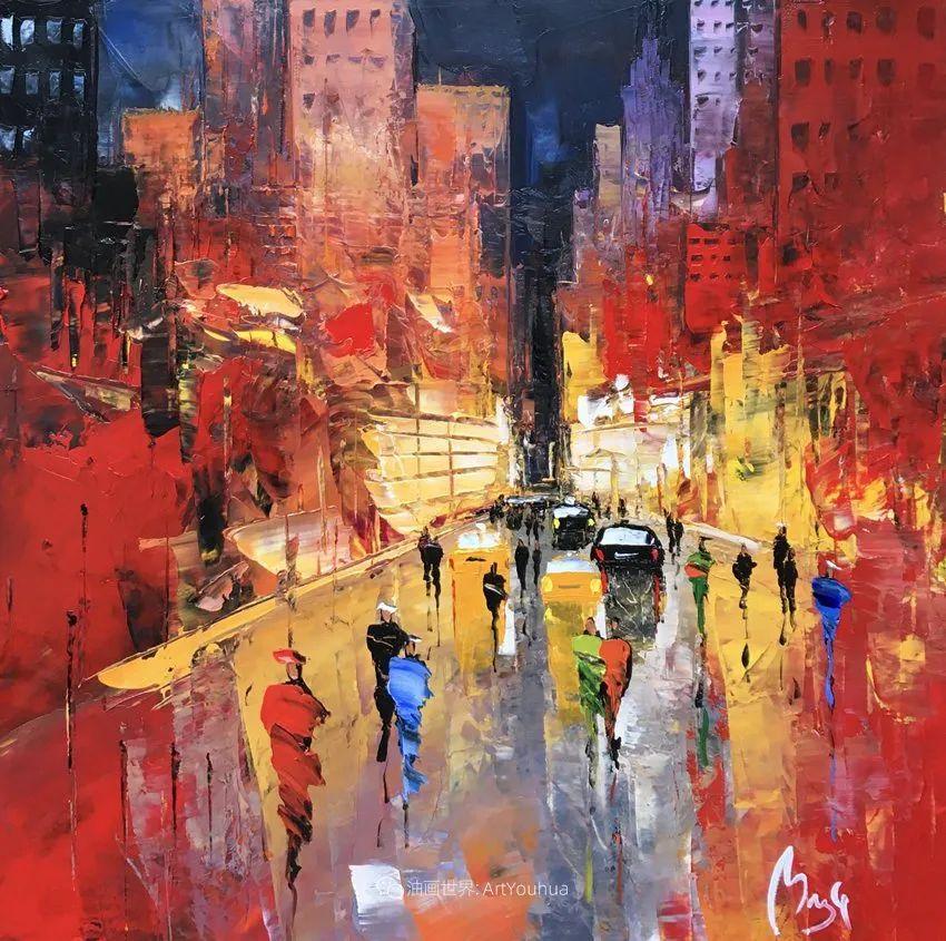 街景篇,法国艺术家Louis Magre作品选(上)插图