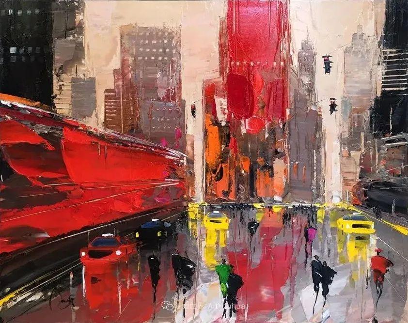 街景篇,法国艺术家Louis Magre作品选(上)插图1
