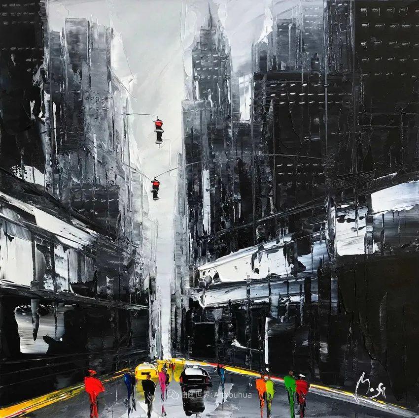 街景篇,法国艺术家Louis Magre作品选(上)插图2