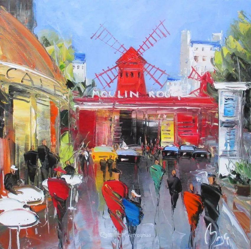 街景篇,法国艺术家Louis Magre作品选(上)插图3