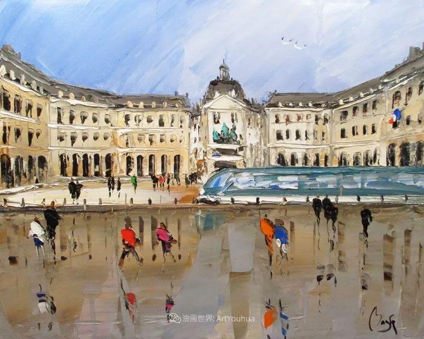 街景篇,法国艺术家Louis Magre作品选(上)插图4