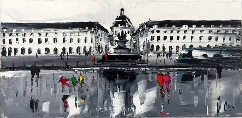 街景篇,法国艺术家Louis Magre作品选(上)插图5