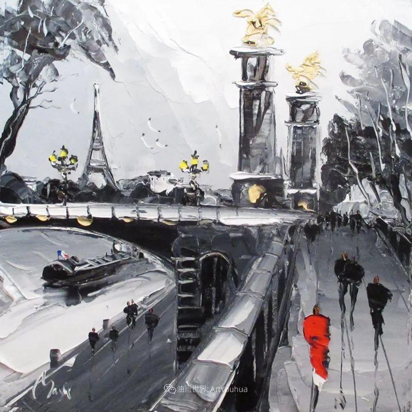 街景篇,法国艺术家Louis Magre作品选(上)插图6