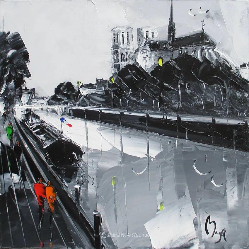 街景篇,法国艺术家Louis Magre作品选(上)插图7
