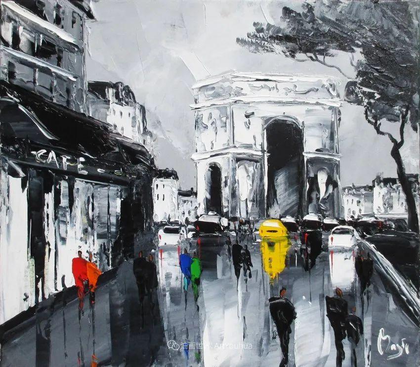 街景篇,法国艺术家Louis Magre作品选(上)插图8
